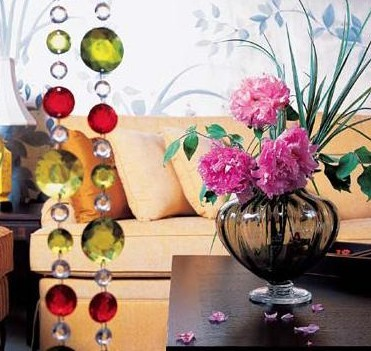 家居软装花艺绿植_室内软装设计-mary